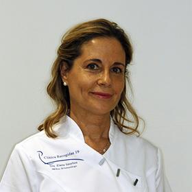 Dra. Elena Sánchez Fernández